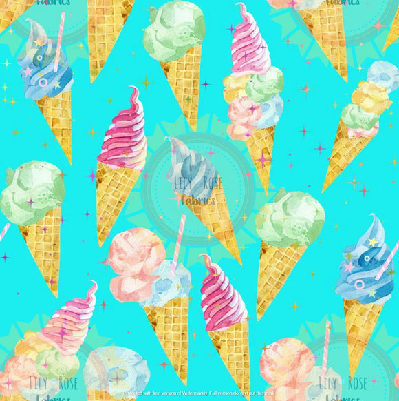 Ice Cream Cones *PREORDER*