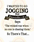 Funny Jogging Panel *RETAIL*