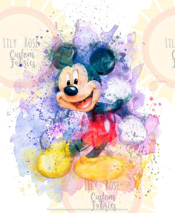 Mickey Blanket Topper *PREORDER*