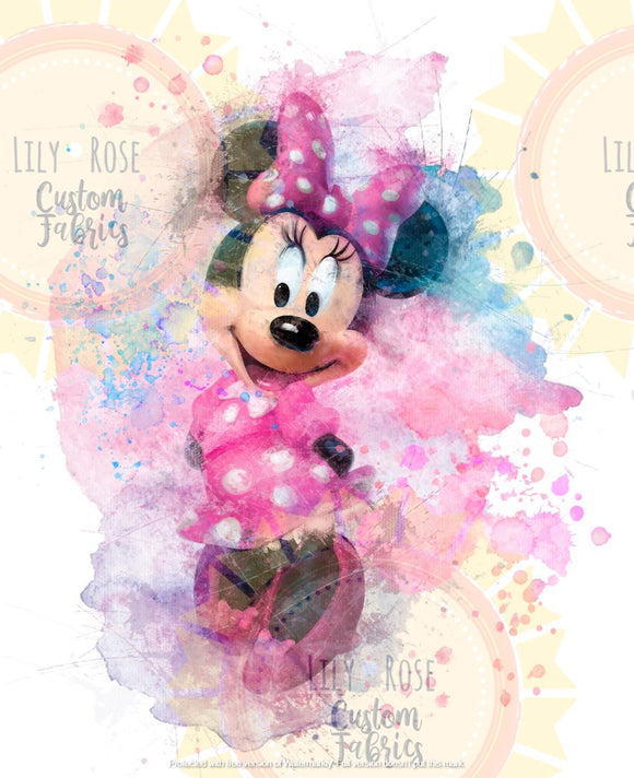 Minnie Blanket Topper *PREORDER*