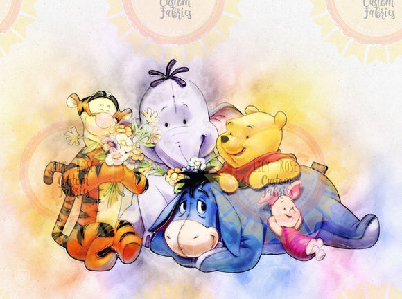 Pooh Huddle Topper *RETAIL*