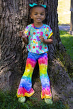 Rainbow Watercolor Wash Coordinate *PREORDER*