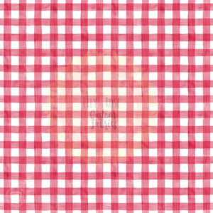 Red Gingham *PREORDER *