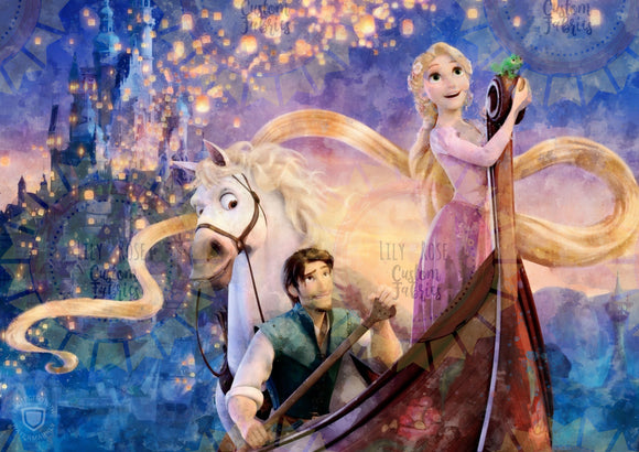 Tangled Topper *PREORDER*