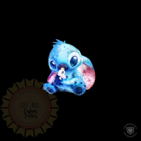 Stitch 2 Blanket Topper *PREORDER*
