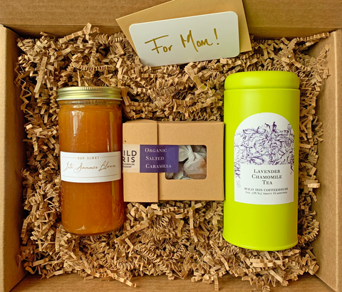 Wild Iris Coffeehouse Mother's Day Gift Box