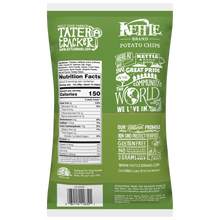 Load image into Gallery viewer, Kettle Brand Potato Chips, Jalapeno, 8.5 Oz