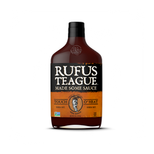 Load image into Gallery viewer, Rufus Teague TOUCH O' HEAT BBQ Sause
