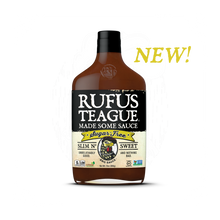 Load image into Gallery viewer, Rufus Teague SLIM N' SWEET Sugar Free BBQ Sause