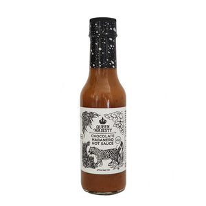 Queen Majesty Chocolate Habanero Hot Sauce (Limited Edition)