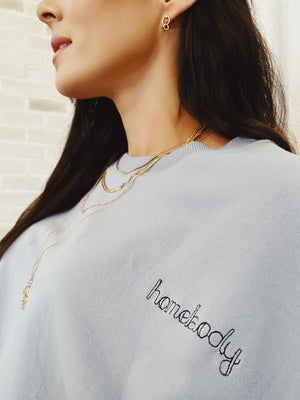 'Homebody' Crewneck