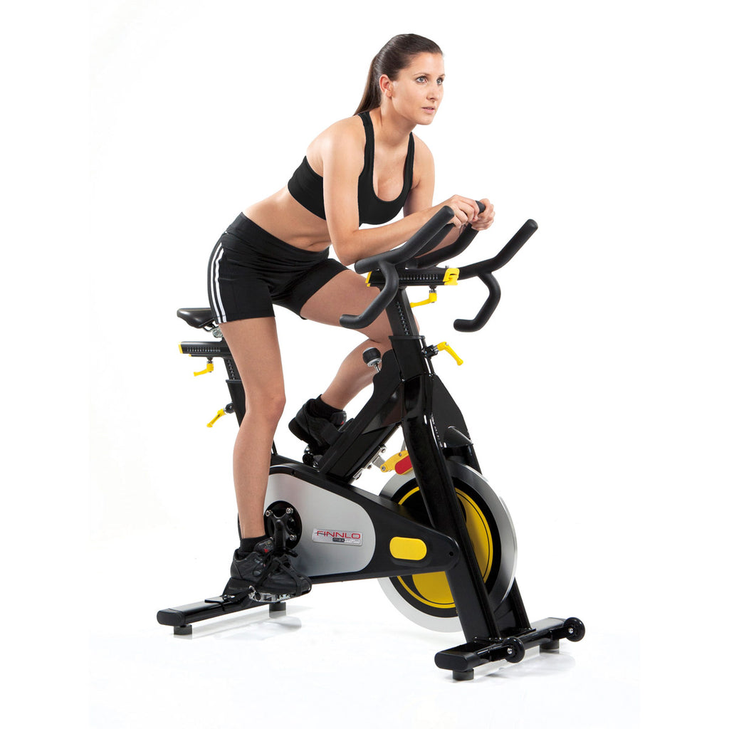 FINNLO MAXIMUM by HAMMER Indoor Cycle Speedbike Pro