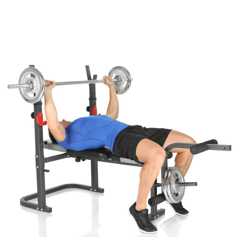 HAMMER Weight Bench Bermuda XT