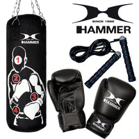 HAMMER BOXING Sparring Pro Boxing Set