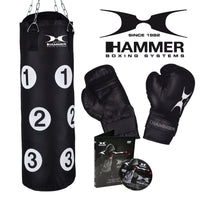 HAMMER BOXING Sparring Fit Boxing Set