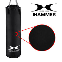 HAMMER BOXING Boxing Bag Fit Black