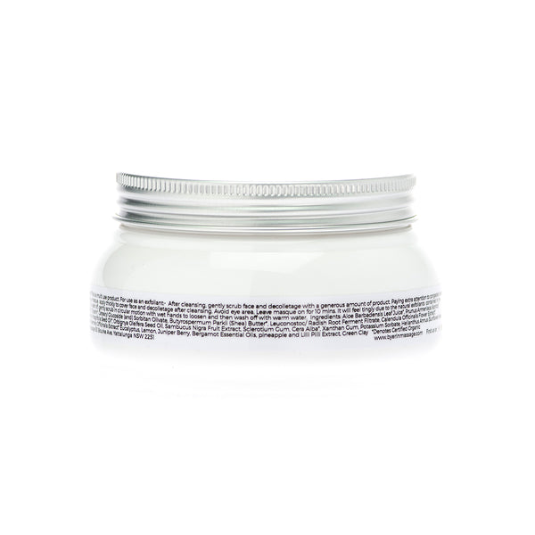 Byerin Massage Face Scrub and Masque 250ml