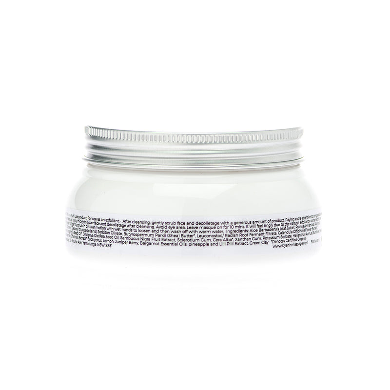 Byerin Massage Face Masque 250ml