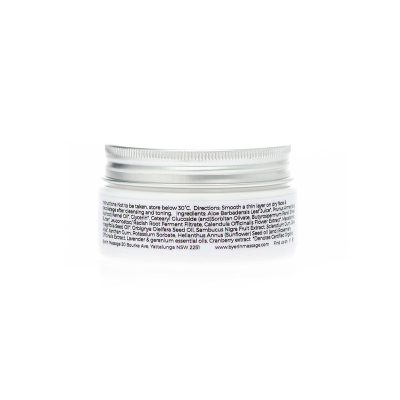 Byerin Massage Day Face Creme 50ml