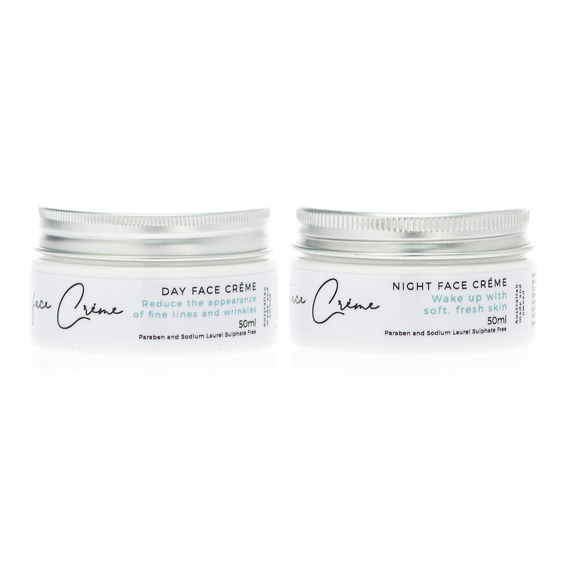 Byerin Massage Day and Night Creme Pack