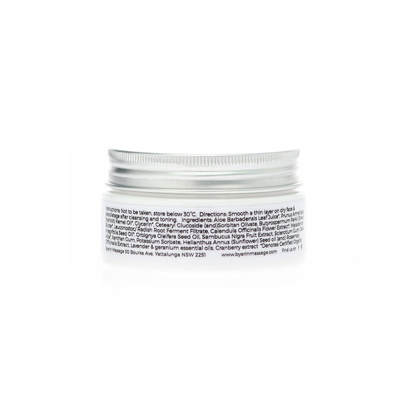 Byerin Massage Night Face Creme 50ml