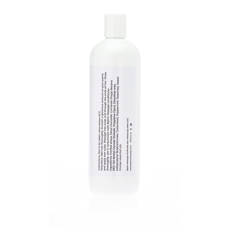 Byerin Massage Shampoo 500ml
