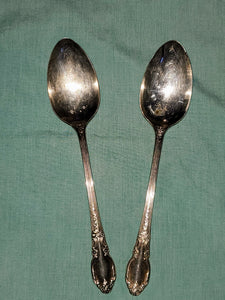 Tablespoon (Serving Spoon) Enchantment-Londontown (Silverplate, 1952) by Oneida Silver - MiscellaneousByDawn