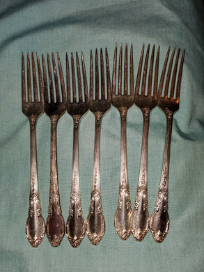 Vintage Fork Enchantment-Londontown (Silverplate, 1952) by Oneida Silver - MiscellaneousByDawn