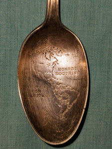 "WM Rogers ""James Monroe"" President Spoon - MiscellaneousByDawn"