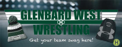 Glenbard West Wrestling Apparel