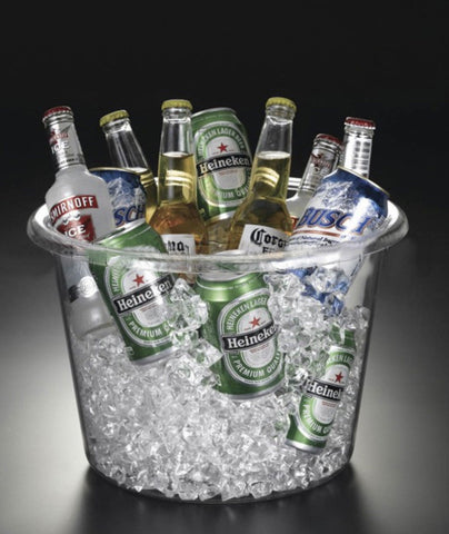 12 1/2 qt. Round Beverage Tub