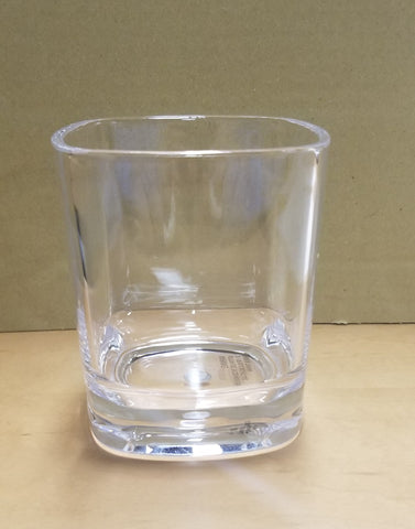 14 oz. Square Water Glass