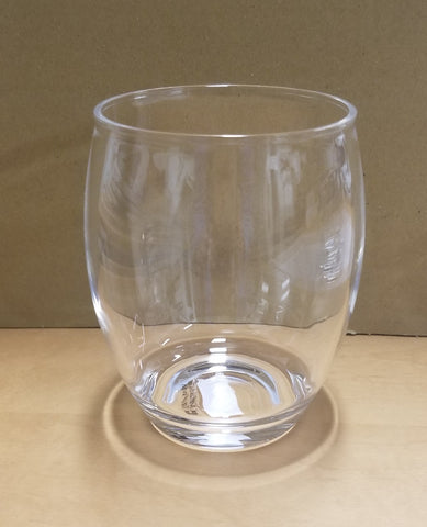14 oz. Heavy Base Stemless Wine Glass
