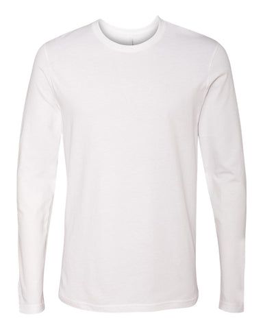 Premium Long Sleeve Crew