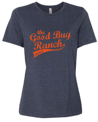 Good Buy Ranch Ladies T-Shirt