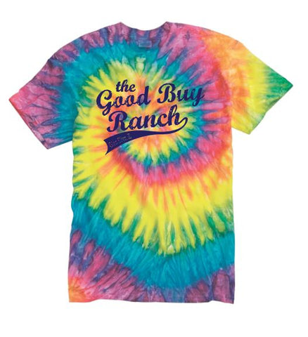 Good Buy Ranch Tie Dye Unisex T-Shirt