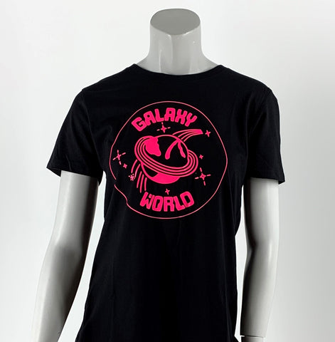Galaxy World Ladies Crew T-Shirt
