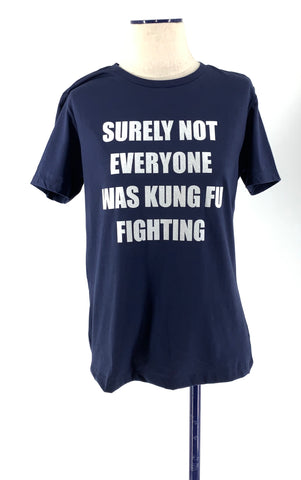 Kung Fu Fighting Ladies T-Shirt