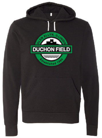 Duchon Field with Castle Hoodie