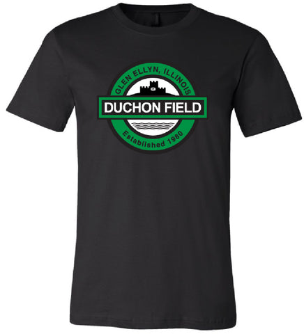 Duchon Field with Castle Unisex T-Shirt