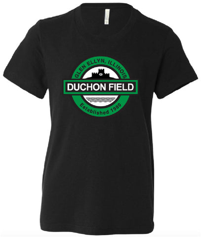Duchon Field with Castle Youth T-Shirt