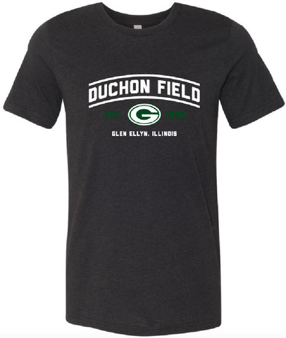 "Duchon Field with ""G"" Logo Unisex T-Shirt"