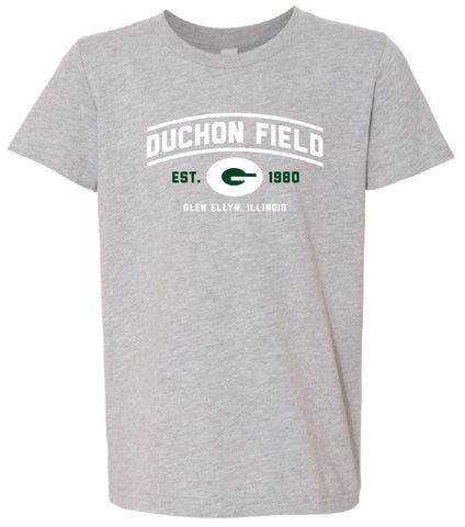 "Duchon Field with ""G"" Logo Youth T-Shirt"