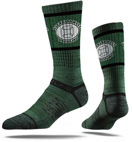 Strideline Crew Socks