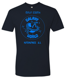 Gala South Galaxy World Crew T-Shirt