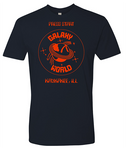 Kankakee Press Start Galaxy World Crew T-Shirt