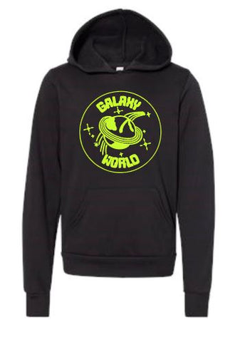 Galaxy World Youth Hoodie
