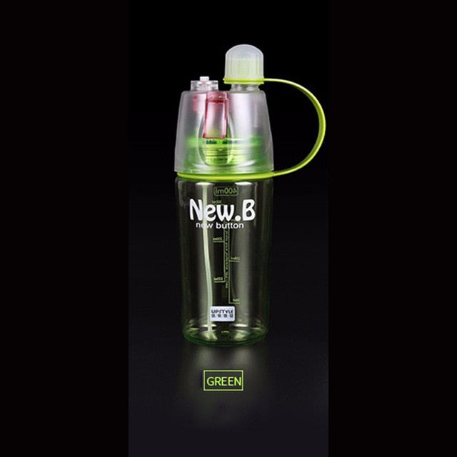Spray Water Bottle 600ML