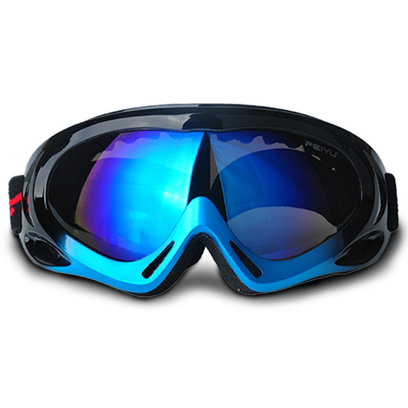 Kids Skiing Eyewear Anti-Fog and UV 400 Protection Lens