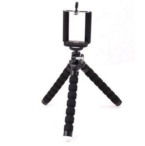 Flexible Octopus Tripod + Mount